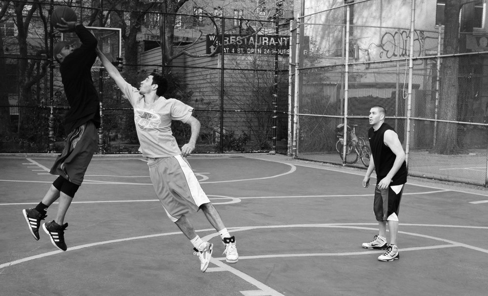 93 - Street Ball   #366Project #FujiX100