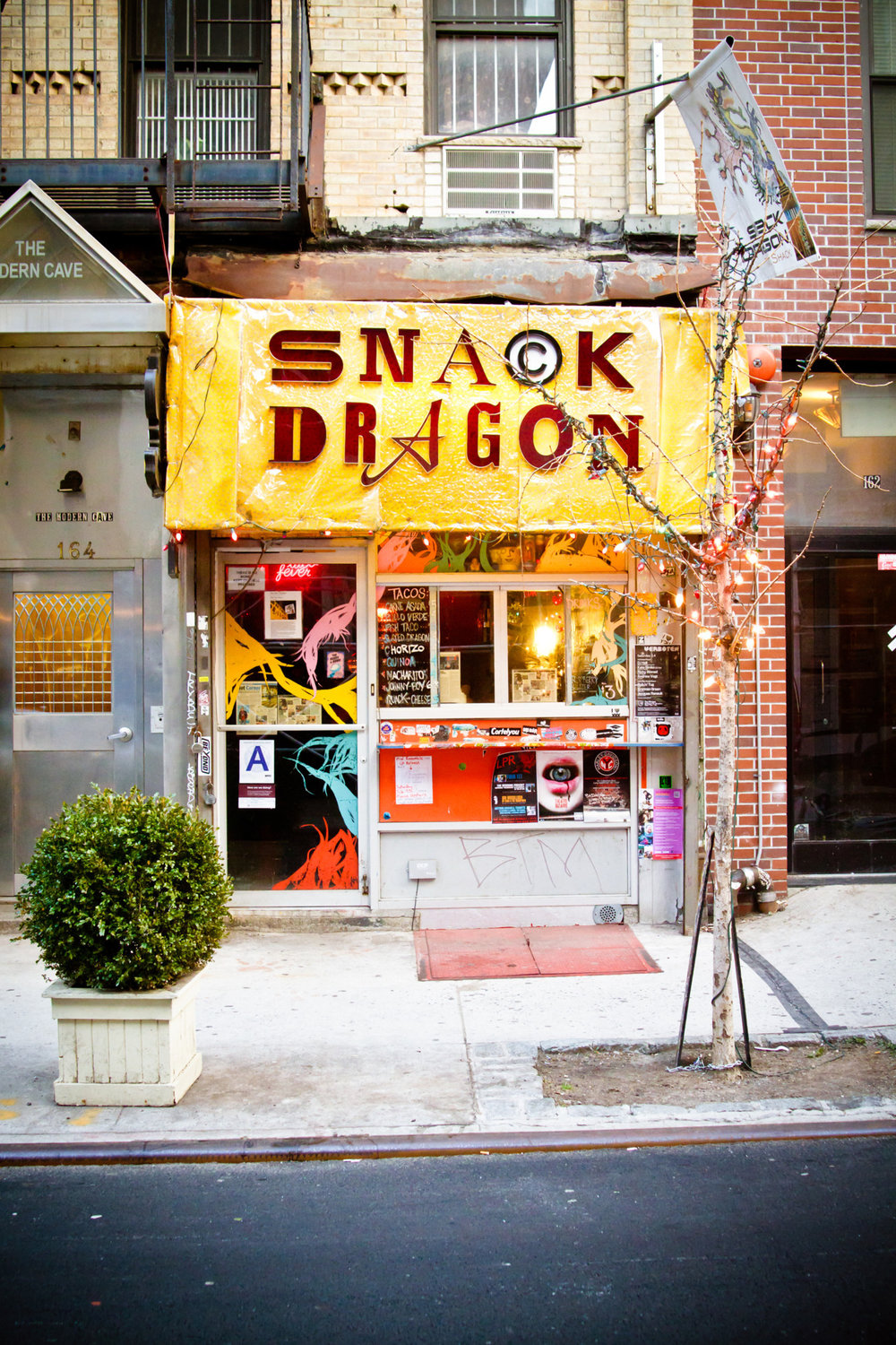 56 - Snack Dragon   #366Project