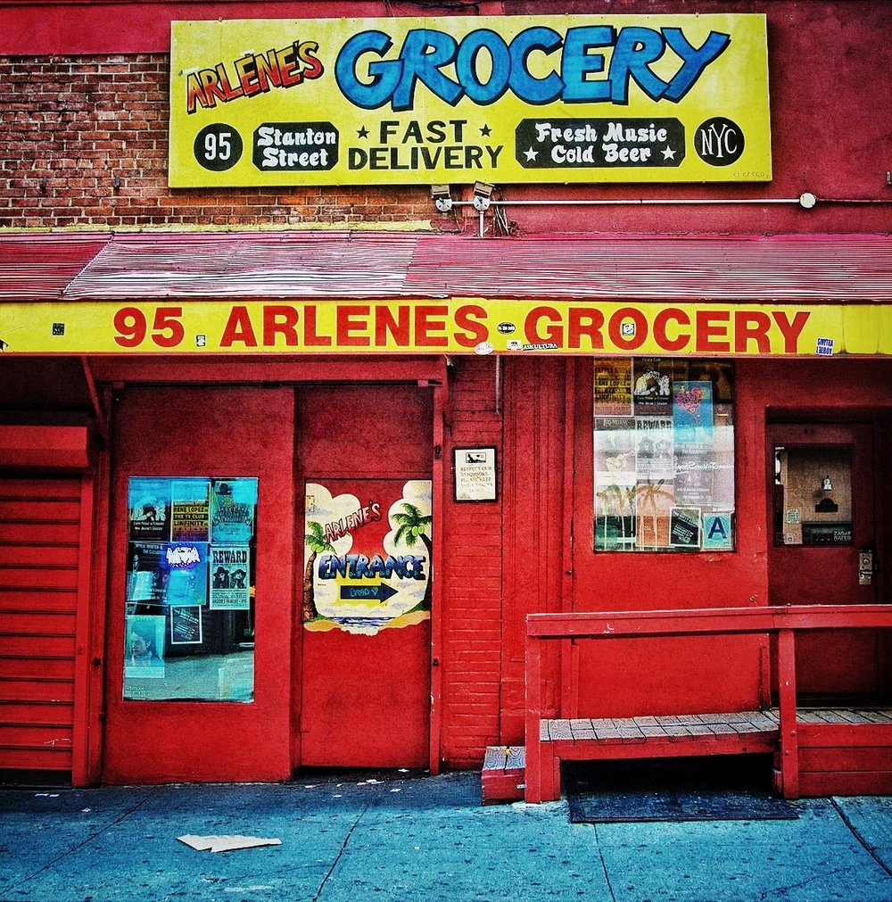 55 - Arlene's Grocery   #366Project