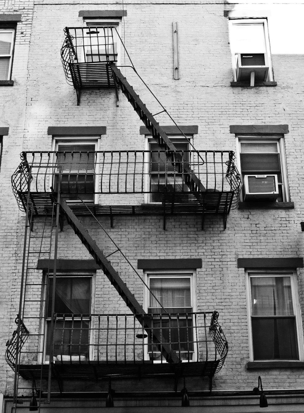 33 - Escape, NYC   #FujiX100 #366Project