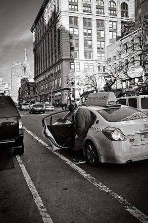 29 - Taxi    FujiX100 #366Project