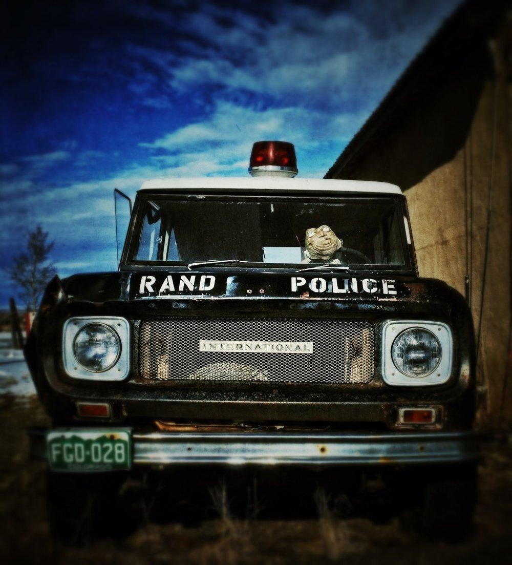 2 - Rand Police   #FujiX100
