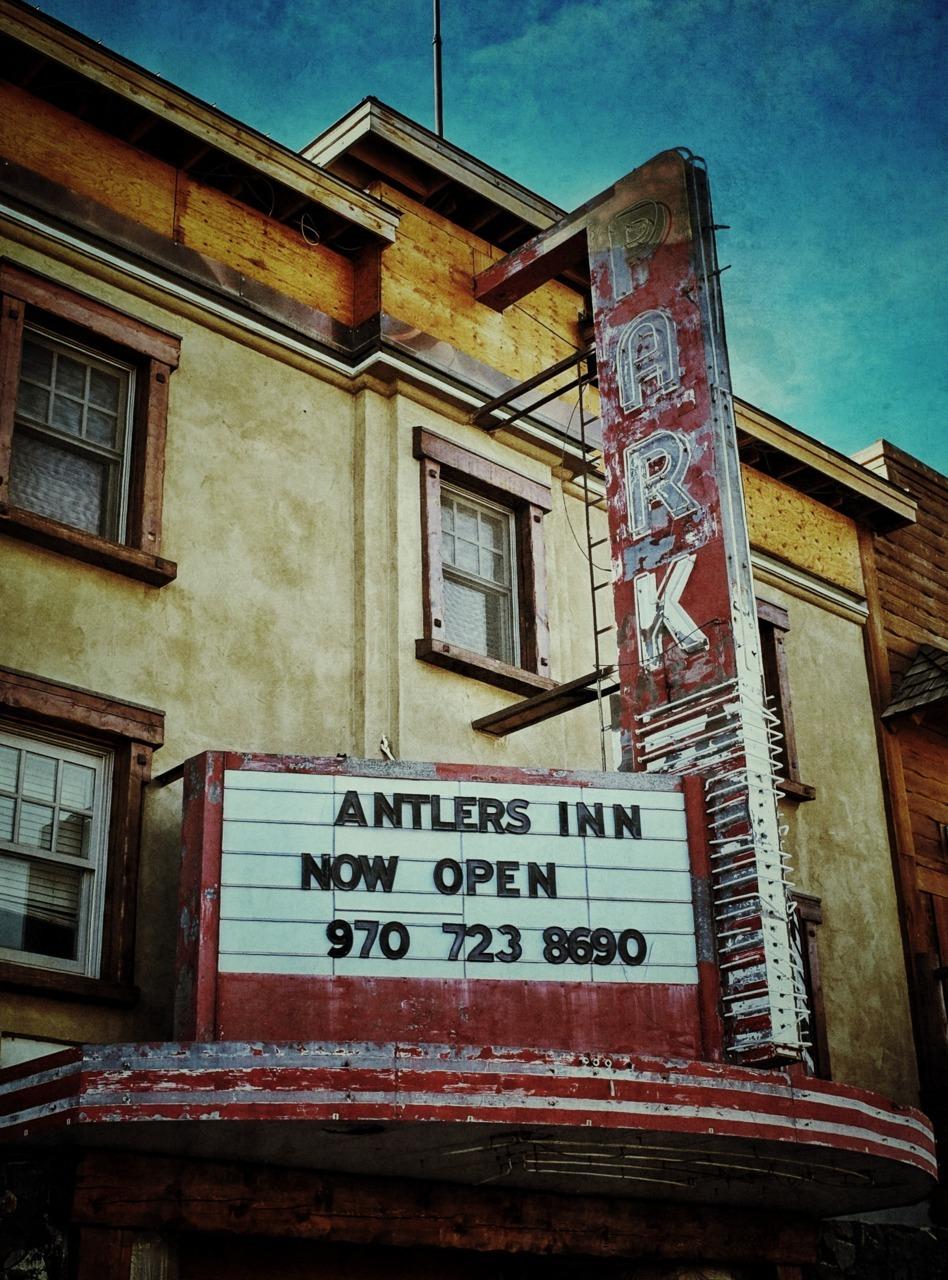 1 - Antler's Inn   #FujiX100 #365