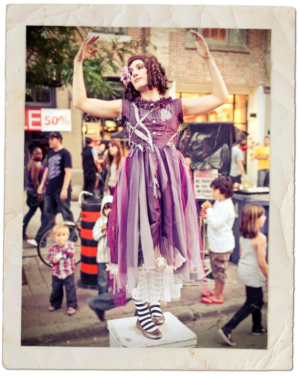 Tiny Dancer, Toronto.