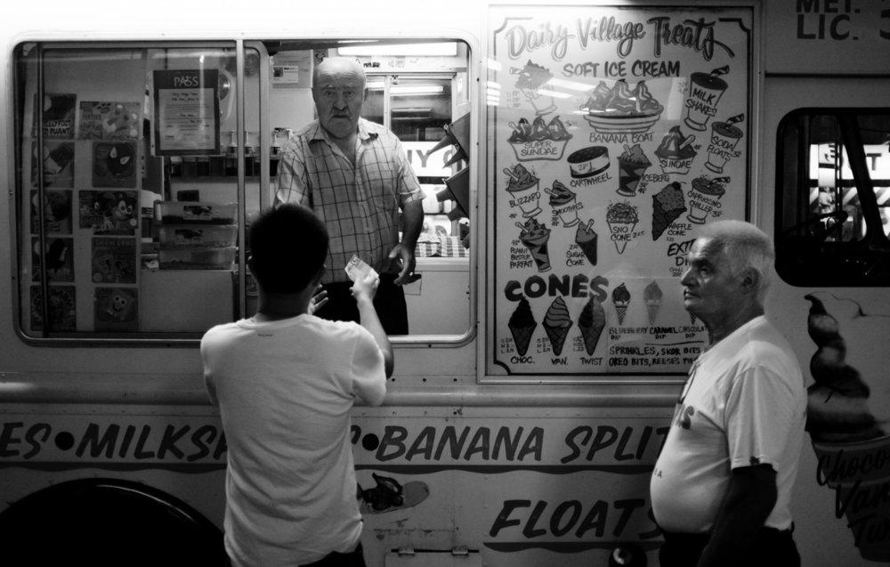Ice Cream. Toronto.