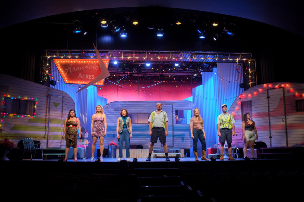 Opening Night for The Great American Trailer Park Musical!    http://harthouse.utoronto.ca/hart-house-theatre/great-american-trailer-park-musical