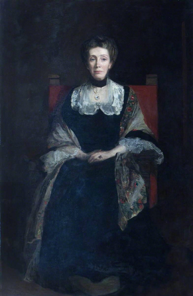 John Lavery,Elizabeth Welsh