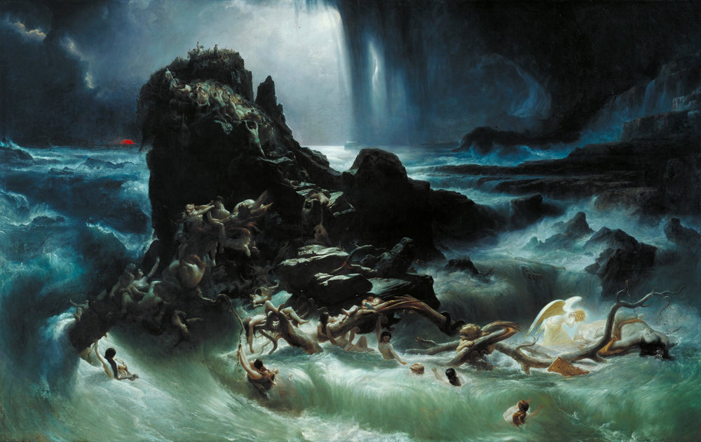 Francis Danby, The Deluge