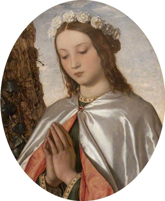 William Dyce, Christabel