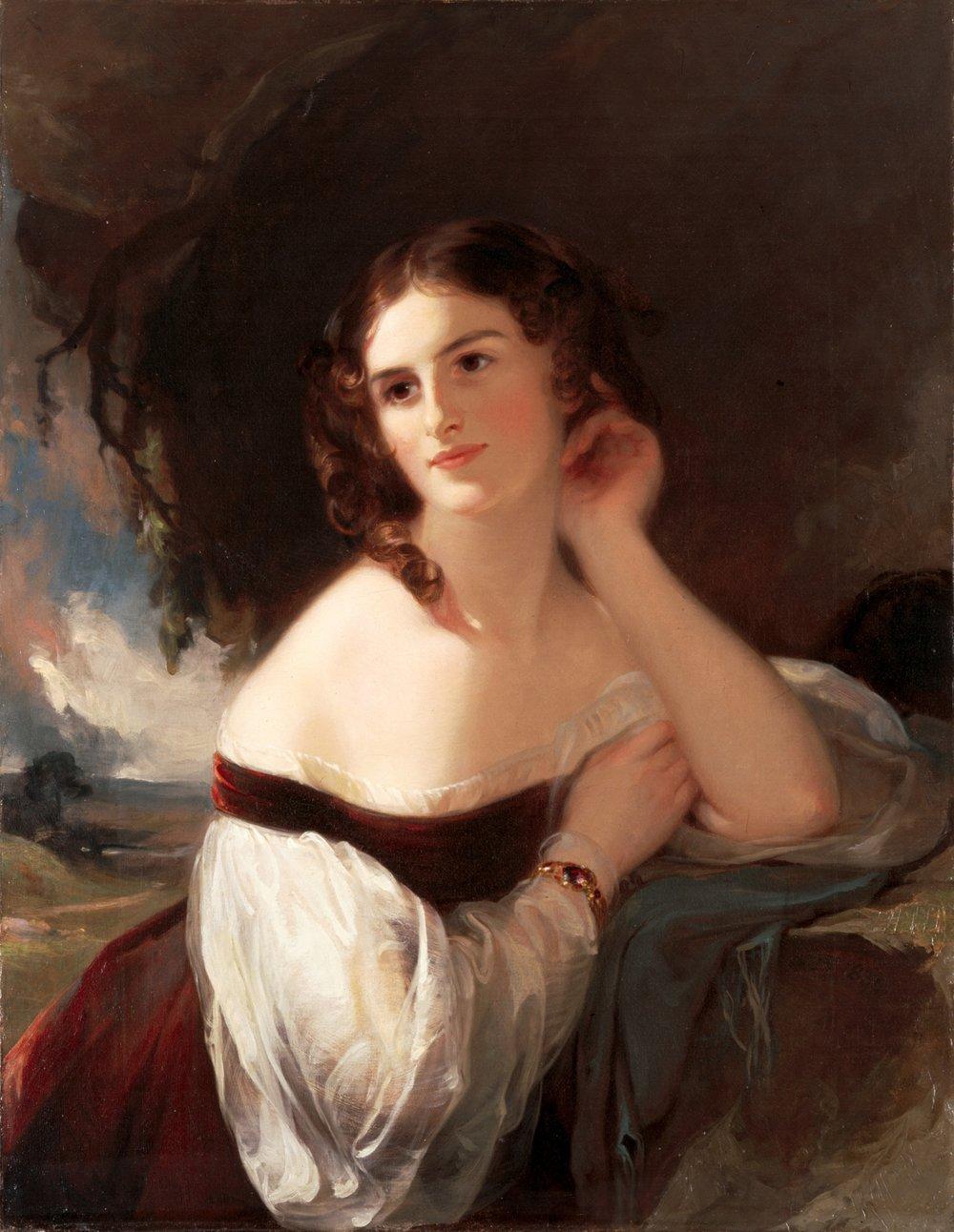 Thomas Sully, Fanny Kemble
