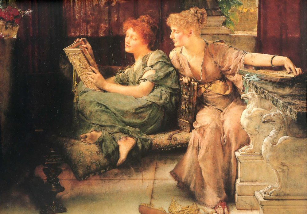 Sir Lawrence Alma-Tadema, Comparisons