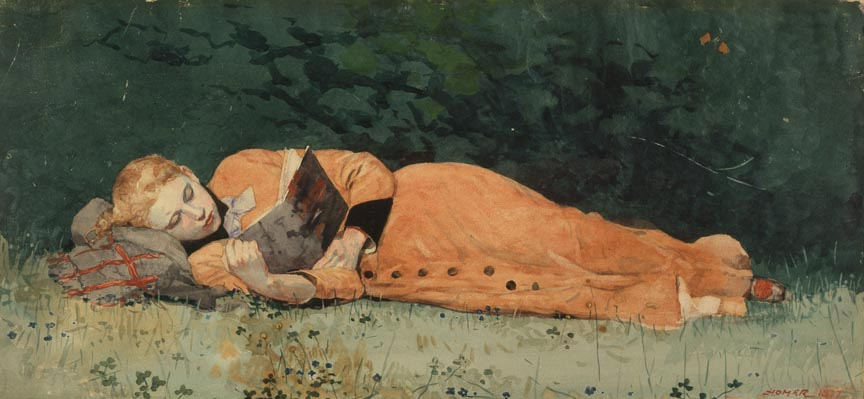 Winslow Homer, The New Novel