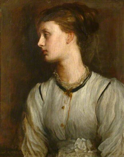 George Frederic Watts, Miss May Prinsep