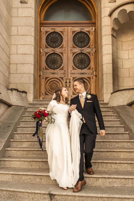 BBPhotoSalt Lake TempleUtah Winter Wedding05.JPG