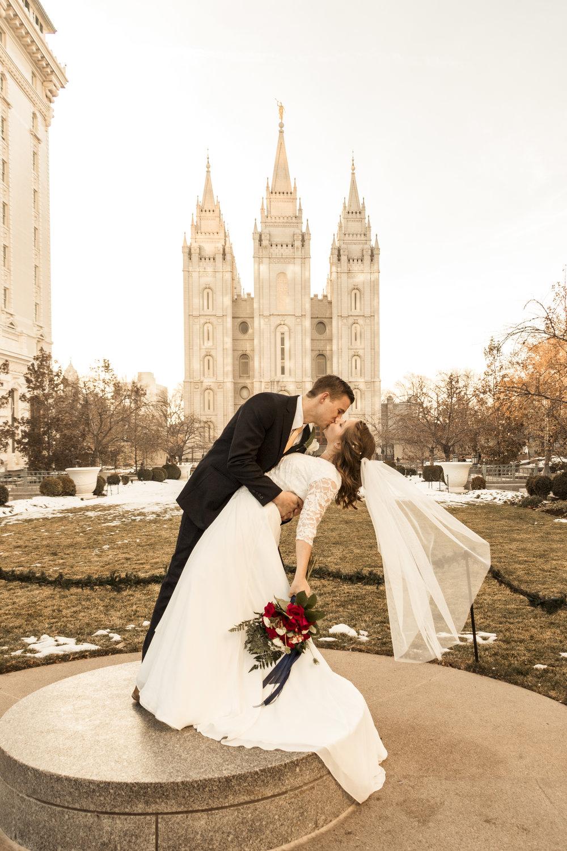 BBPhotoSalt Lake TempleUtah Winter Wedding06.JPG