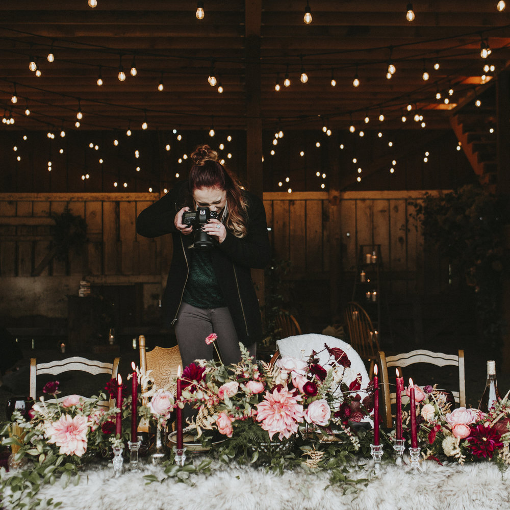 PNW elopement wedding photographer | Bri Bergman Photography
