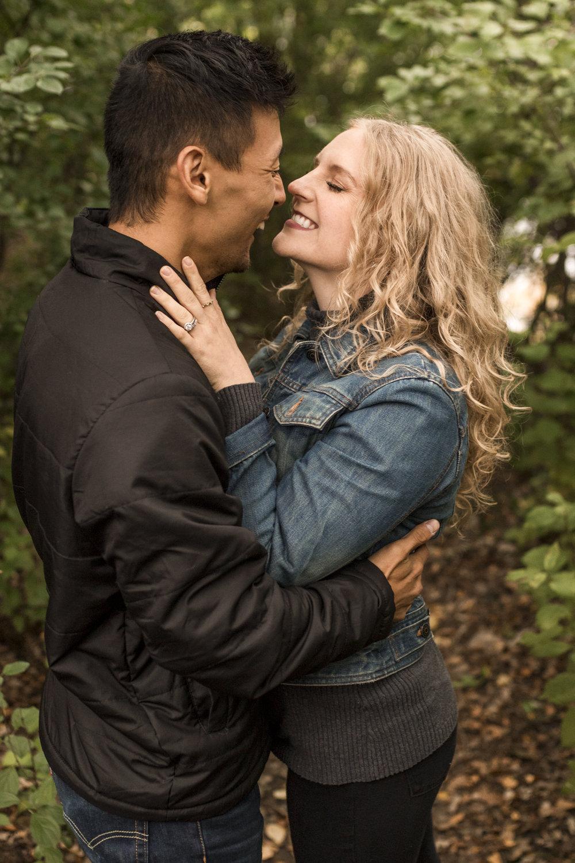 Fall Engagement Photography | St. Paul, Minnesota Wedding Photographer| Bri Bergman Photography 01.JPG