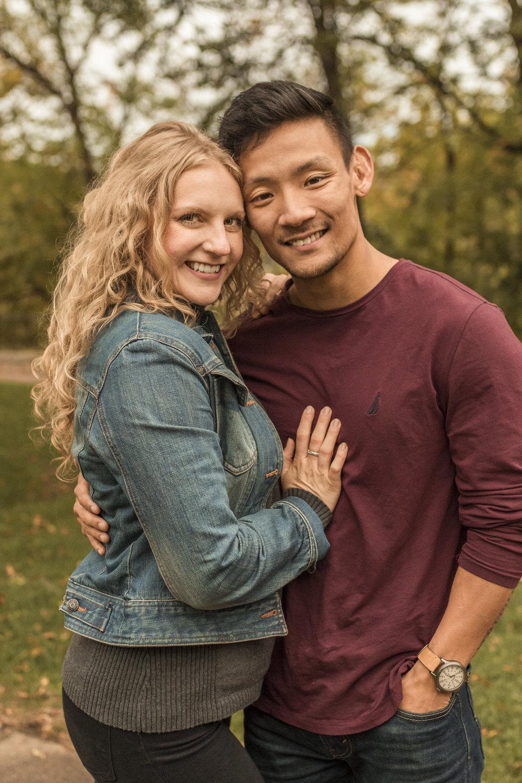 Fall Engagement Photography | St. Paul, Minnesota Wedding Photographer| Bri Bergman Photography 13.JPG