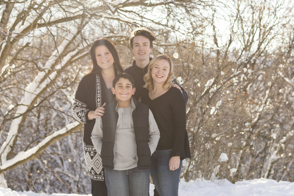 Utah Family Photographer | Neffs Canyon, Millcreek, Utah | Bri Bergman Photography