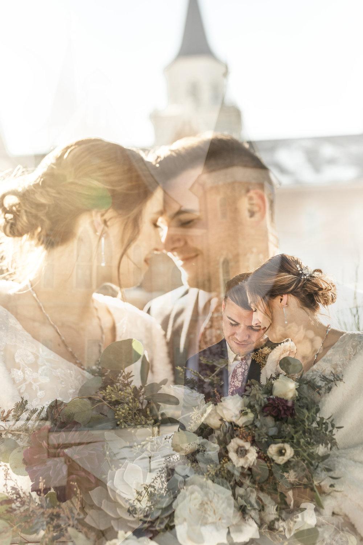 Skyler + Austin | Provo City Center Temple Wedding | Bri Bergman Photography 150.jpg