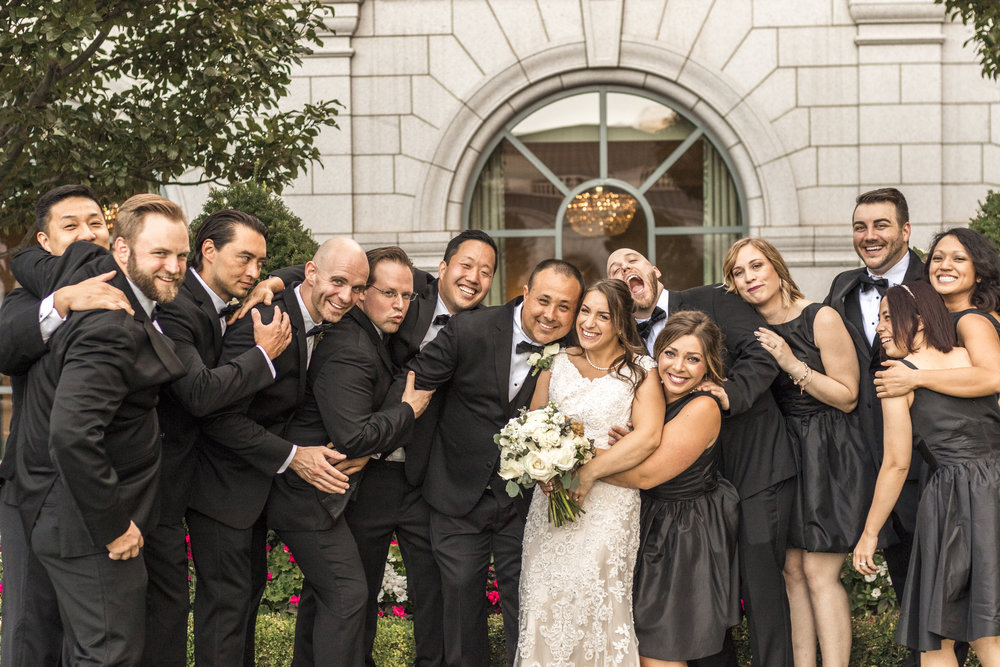 Summer Wedding at The Grand America Hotel | Utah Wedding Photographer| Bri Bergman Photography 34.JPG