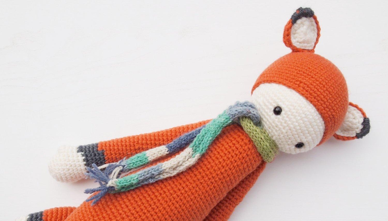 KIRA the kangaroo • lalylala crochet pattern / amigurumi | Crochet ... | 856x1500