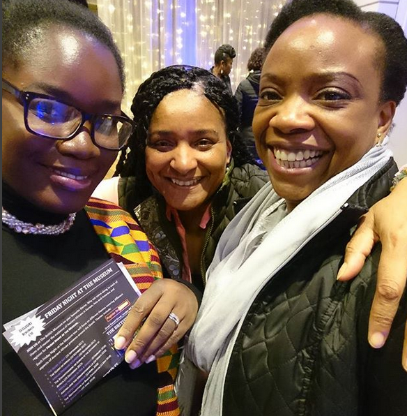 NATWEST BUSINESS BANKING/NATIONAL BLACK WOMENS NETWORK EVENT IN LONDON  JAMAICA IN THE EU FOUNDER, AKOSUA OSEI-LOUE & MEMBERS OF THE AUDIENCE