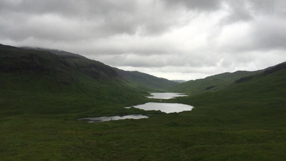 Retreat Spaces, The Isle of Mull Scotland