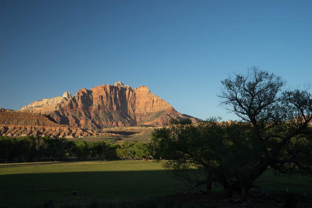 Rockville, Utah View