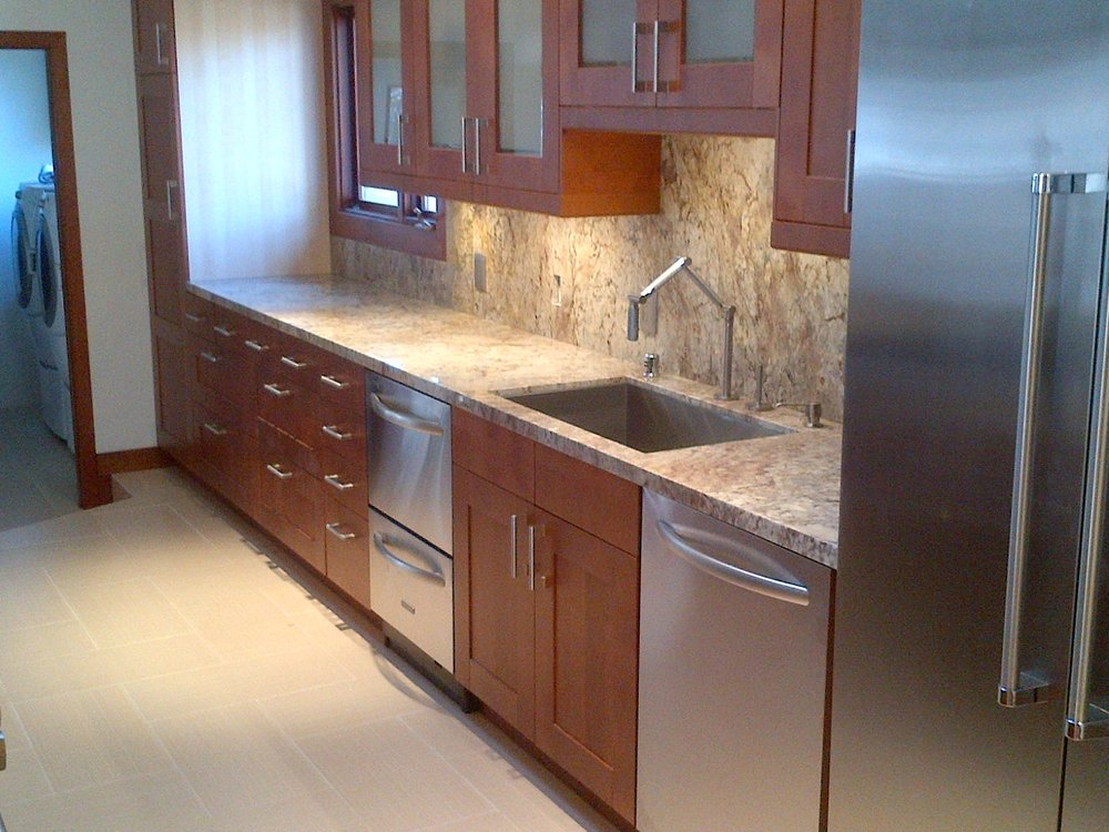 Contemporary Craftsman Kitchen.jpg