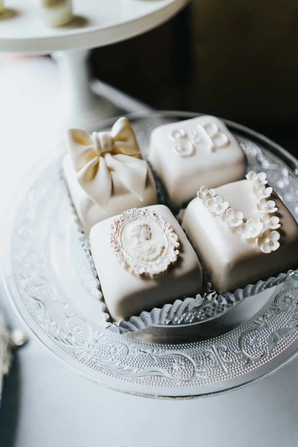 Sparkle Bakes French Fancies