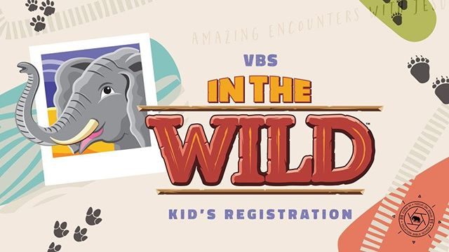 Are you ready for VBS? Head over to vbsatbrainerd.com for all the details, registration, and fun FAQ videos! #VBS19