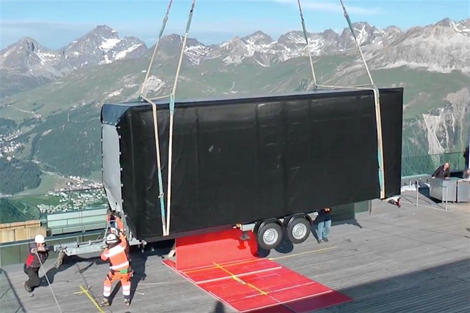 Mobile Bühnen -