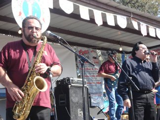 Photo provided by  Warren Storm - Willie Tee & Cypress Band