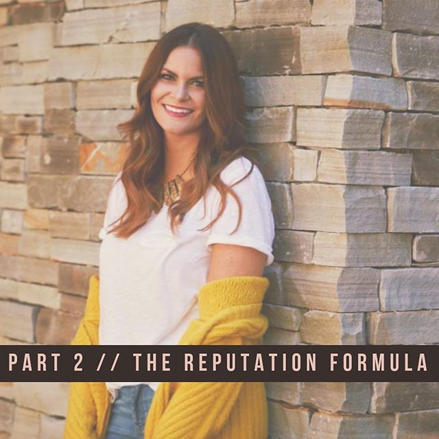 NEW ON THE BLOG 🗣 Read Part 2 /  The Reputation Formal by @elle_petrillo  on her multi-series blog all about PERSONAL BRANDING and why it is so important! Head over to calledcollective.com/blog, you don't want to miss it! 💕