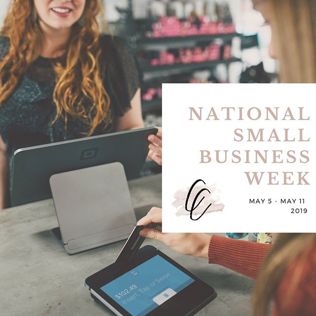 Happy National Small Business Week! 💗 Throughout the week different resources and webinars will be offered for any entrepreneur/small business owner to learn & grow from. Visit Eba.gov/nsbw to see what resources you can take advantage of. Additionally, all events will be live-streamed on SBA's Facebook page (www.facebook.com/sbagov) throughout the week✖️💻 #SmallBusinessWeek
