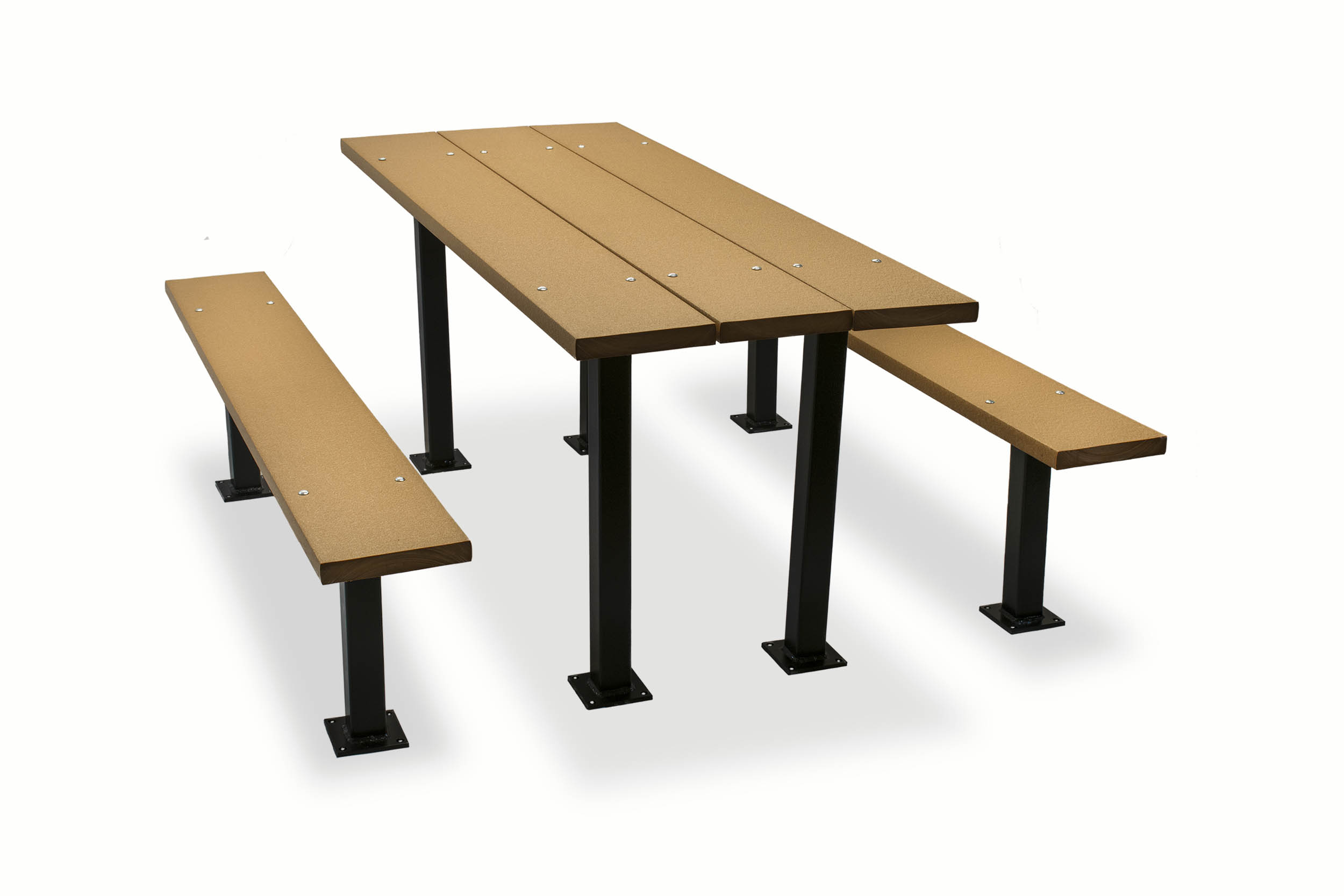 Peachy Advantage Outdoor Products Commercial Site Furnishings 6 Cambridge Recycled Plastic Picnic Table Interior Design Ideas Clesiryabchikinfo