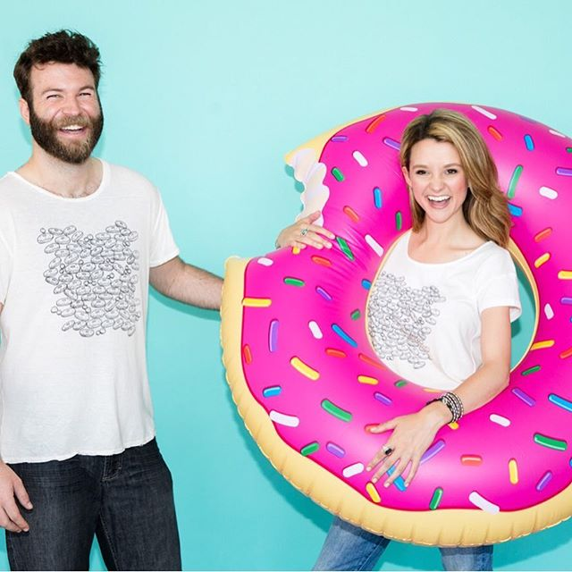 [donut] judge sweet tee designs for playing with @bigmouthinc pool floats... no where near a pool... whateverrrrr. #sweetteebyav [🍩👚💥 enjoy a fresh sweet tee today --   #linkinbio ][ALSO. check out #bigmouthinc 😁]