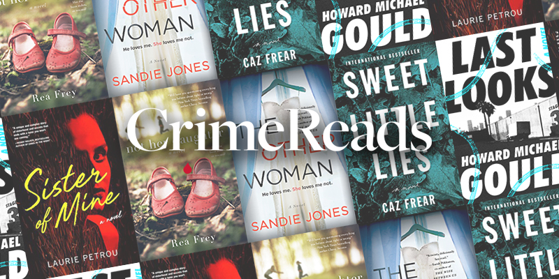 5 DEBUT CRIME NOVELS TO READ THIS AUGUST
