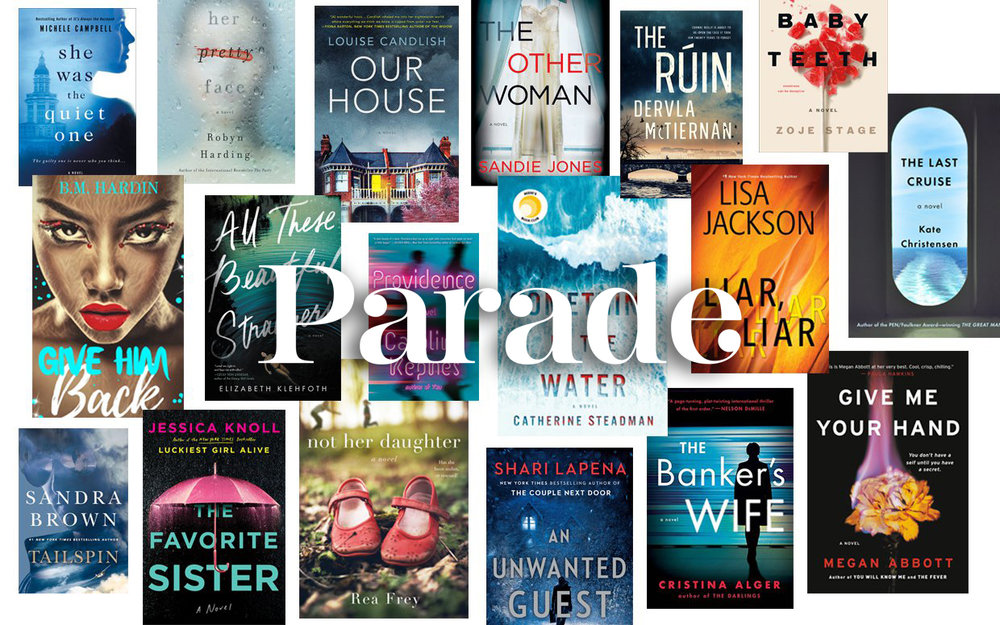 20 Chilling Thrillers by Women to Read This Year