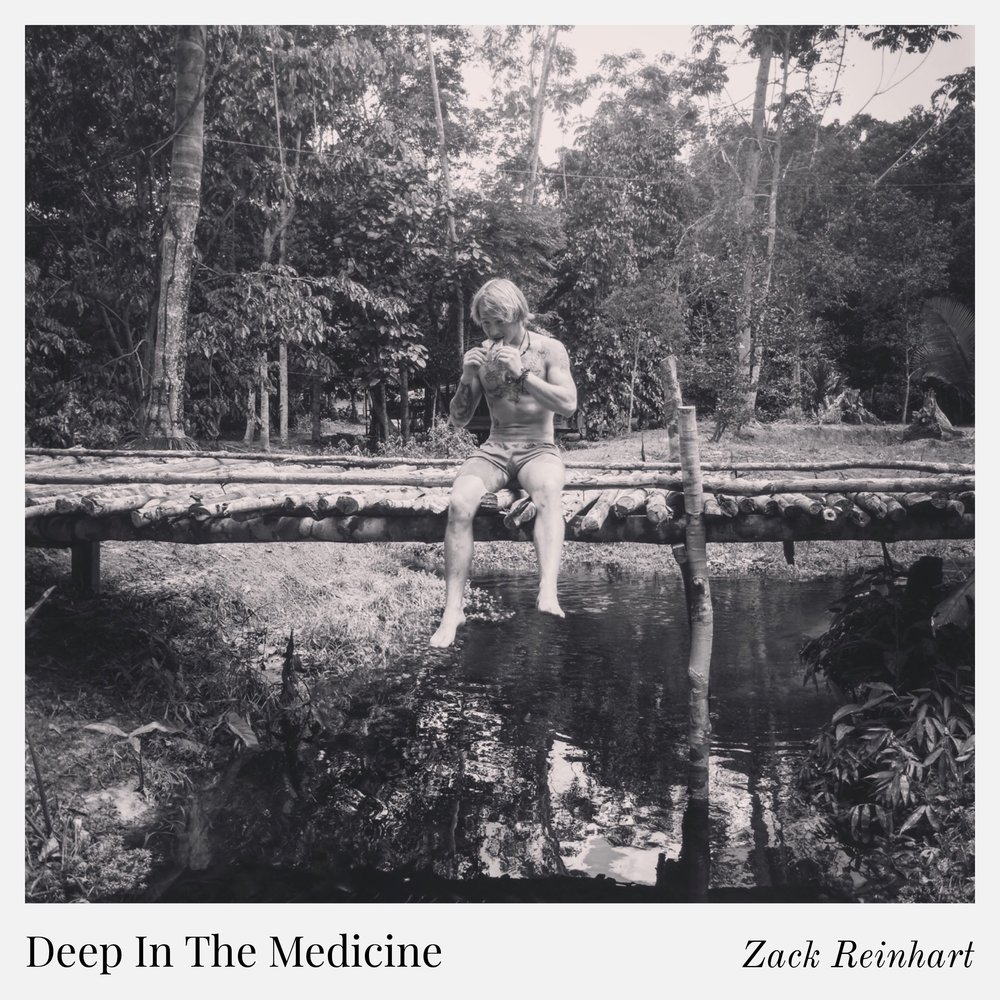 #107 | Deep In The Medicine: Ayahuasca Calling w/ Zack Reinhart