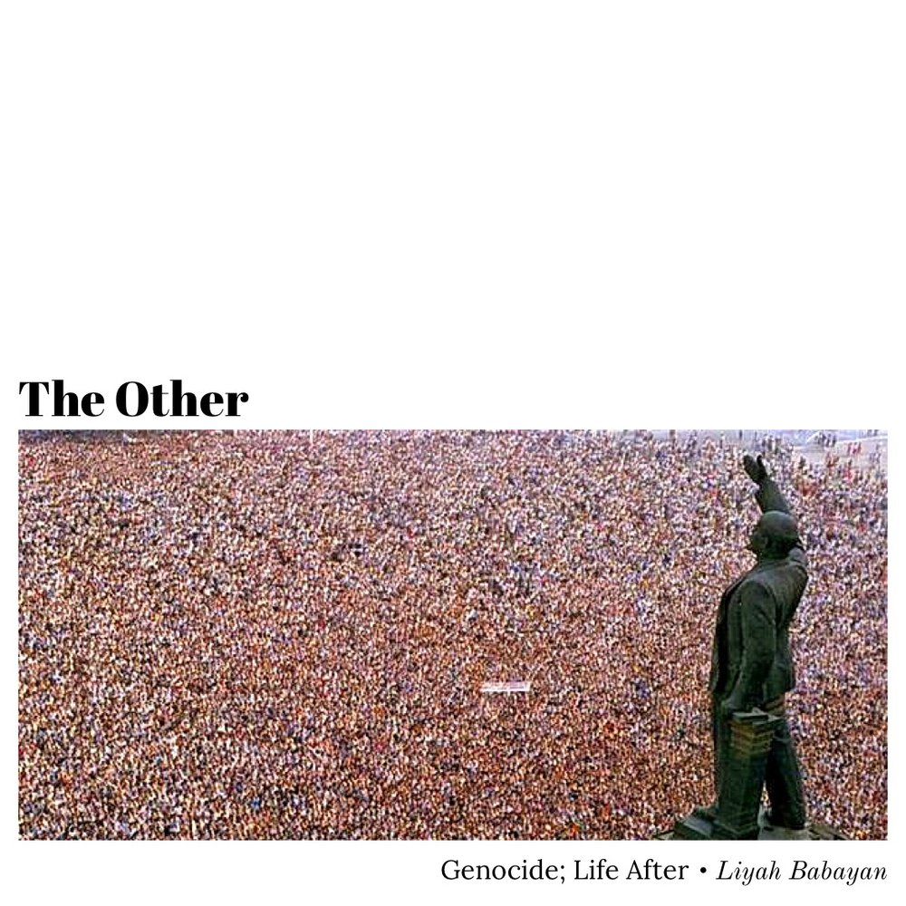 #131 | The Other: Genocide; Life After w/ Liyah Babayan