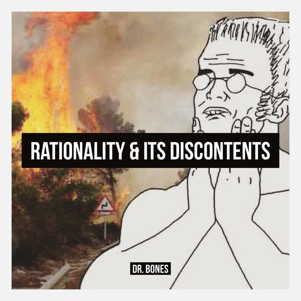 #133 | Rationality & Its Discontents: The Heart Zone, Narrative, & Folk Magic w/ Dr. Bones