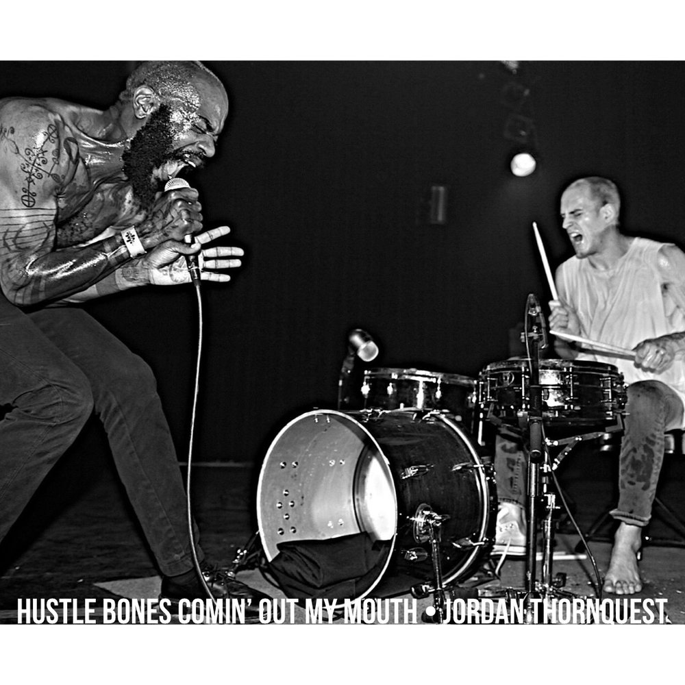 Patreon: Hustle Bones Comin' Out My Mouth: A Review Of The Death Grips Discography & Artistic Progression w/ Jordan Thornquest