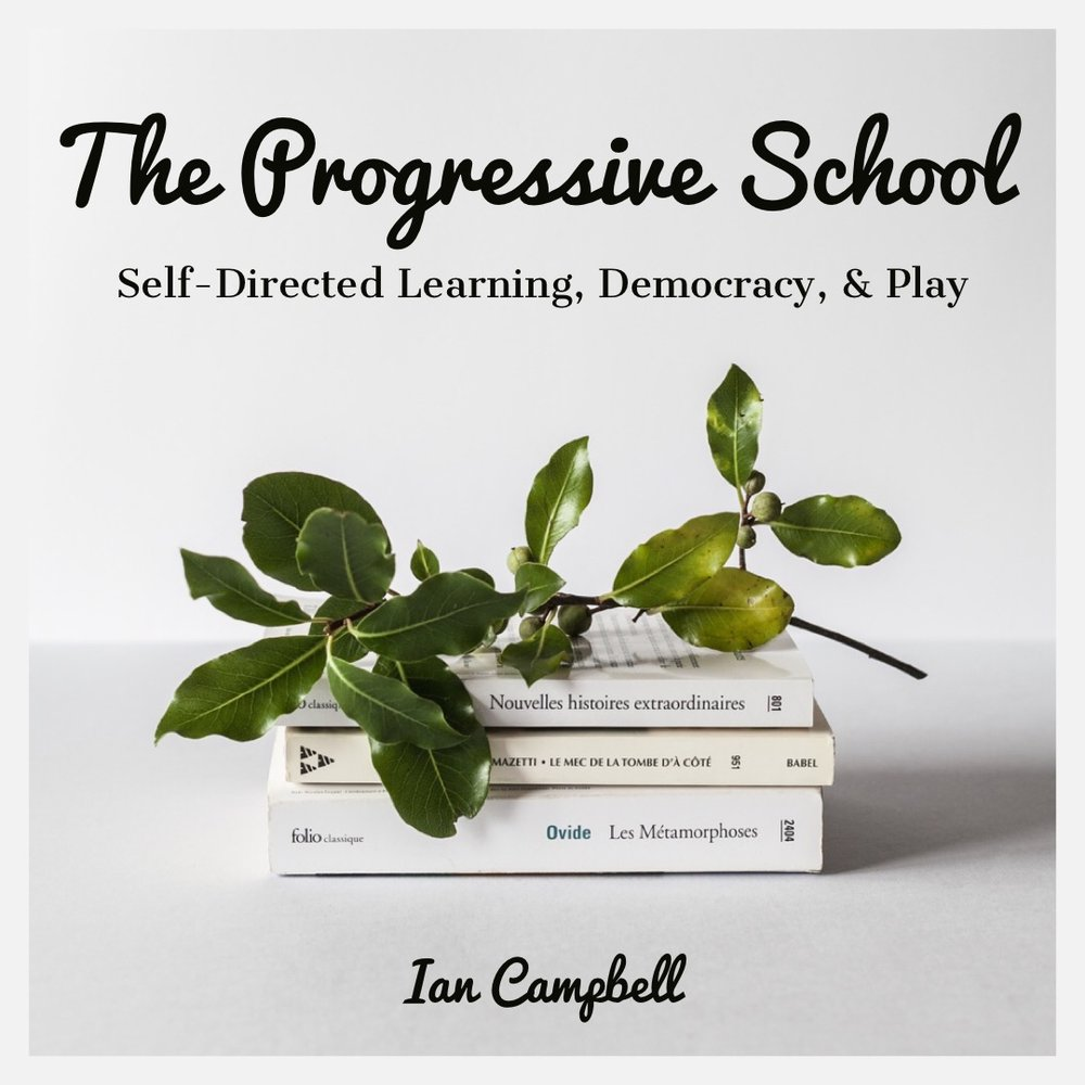 #146 | The Progressive School: Self-Directed Learning, Democracy, & Play w/ Ian Campbell