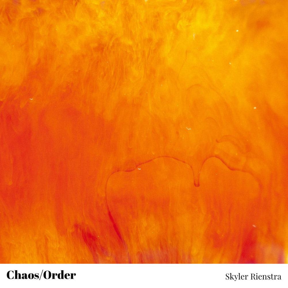 Chaos/Order: An Unproductive Conversation w/ Skyler Rienstra