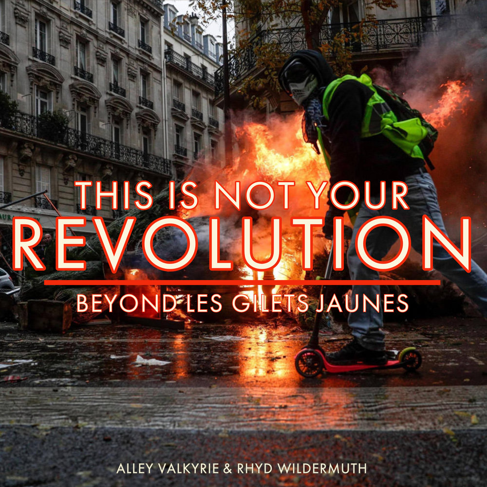 #162 | This Is Not Your Revolution: Beyond Les Gilets Jaunes w/ Alley Valkyrie & Rhyd Wildermuth