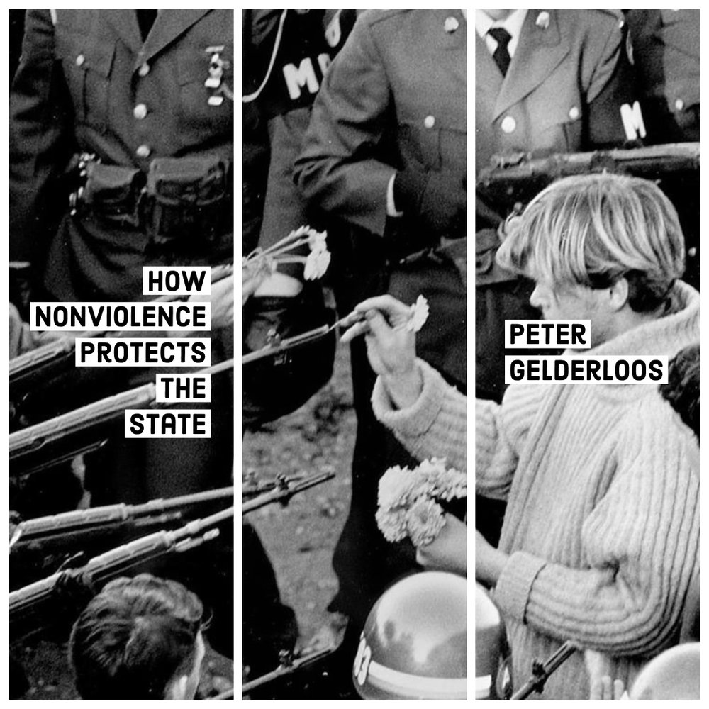 #166 | How Nonviolence Protects The State: An Analysis Of Early State Formation w/ Peter Gelderloos