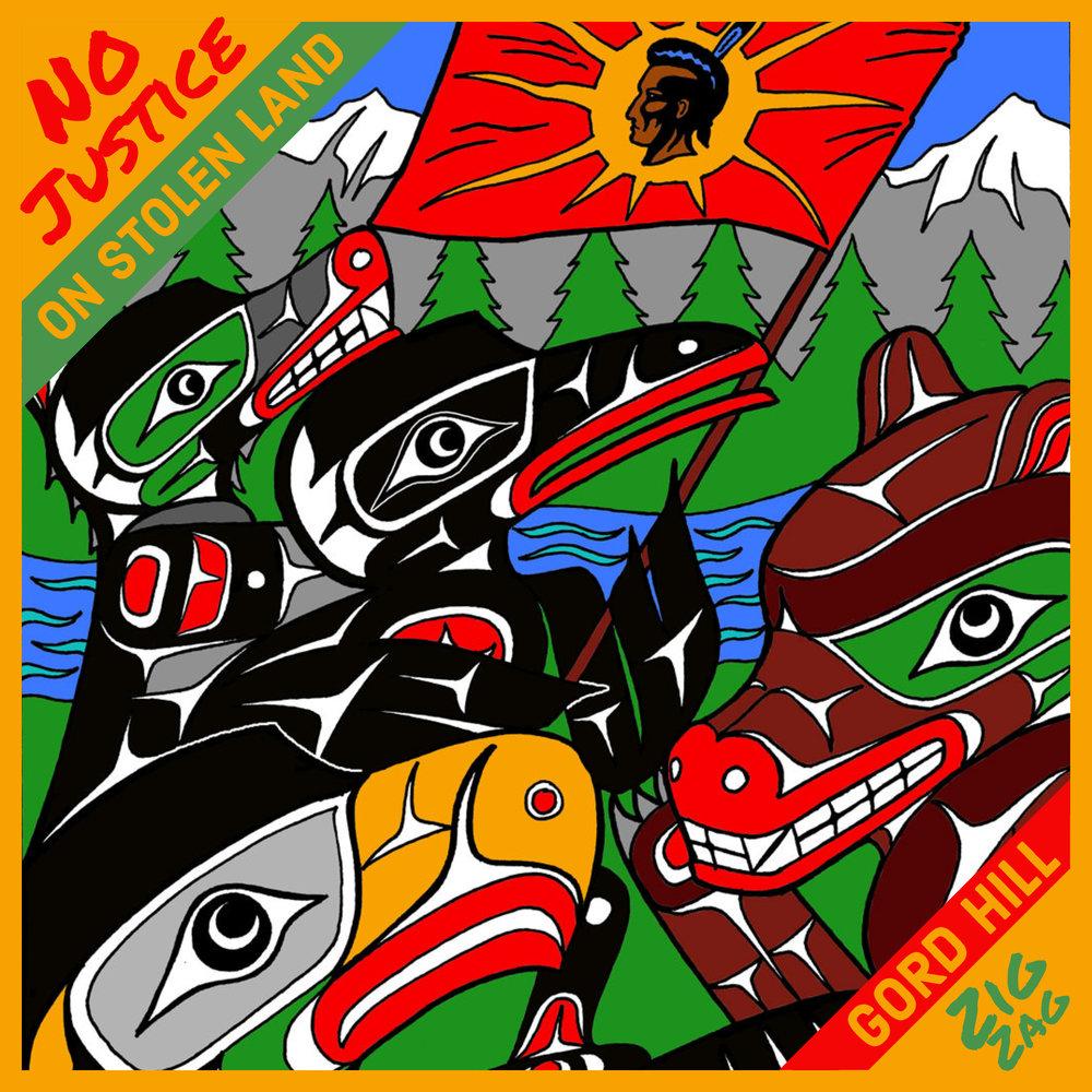 #172 | No Justice On Stolen Land: Uniting Indigenous Resistance & Anticapitalist Revolt w/ Gord Hill