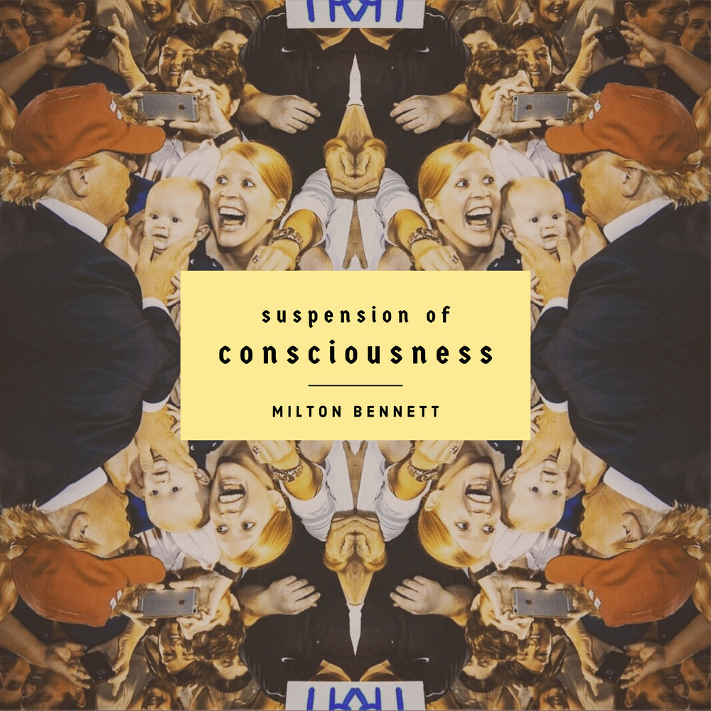 #180 | Suspension Of Consciousness: Culting, Donald Trump, & The Voice Of The Gods w/ Milton Bennett